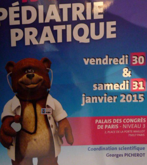 19emes Rencontres Pédiatrie Pratique