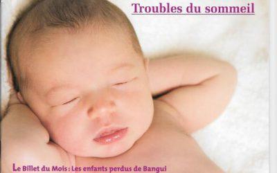 2015 – Yvan Mutel a écrit dans réalités pédiatriques